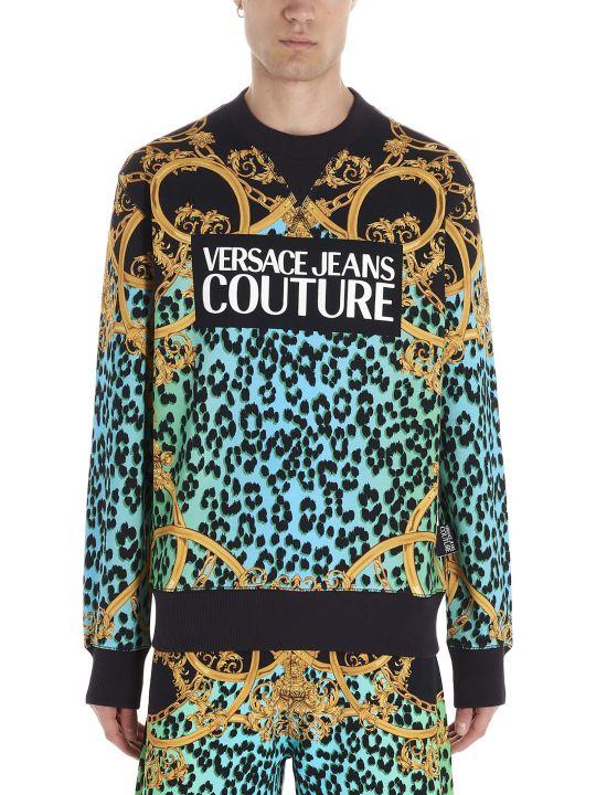 Versace Jeans Couture 'leo Chain' Sweatshirt