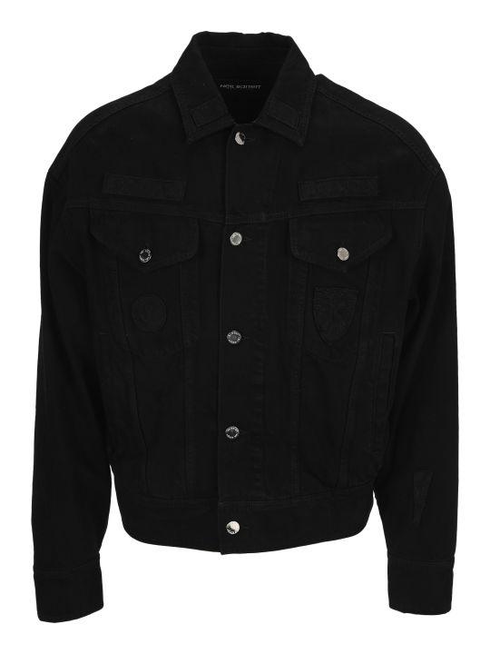Neil Barrett Patch Denim Jacket