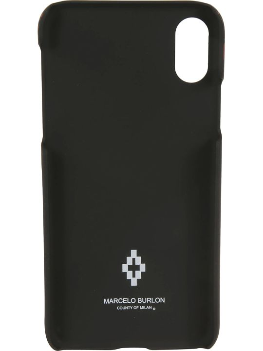 Marcelo Burlon Leopard Wings X Phone Case
