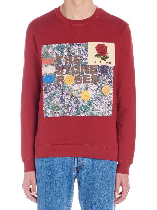 Kent & Curwen 'stone Roses' Sweatshirt