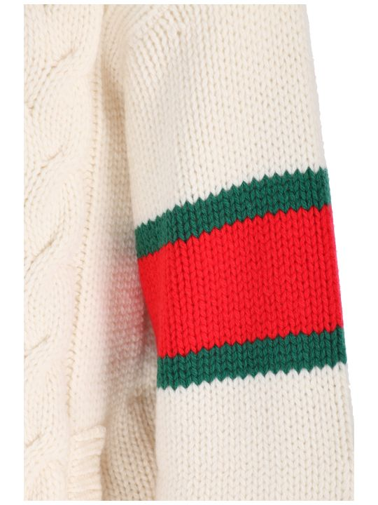 Gucci wool cardigan