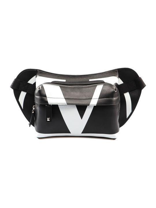 Valentino Garavani Go Logo Belt Bag
