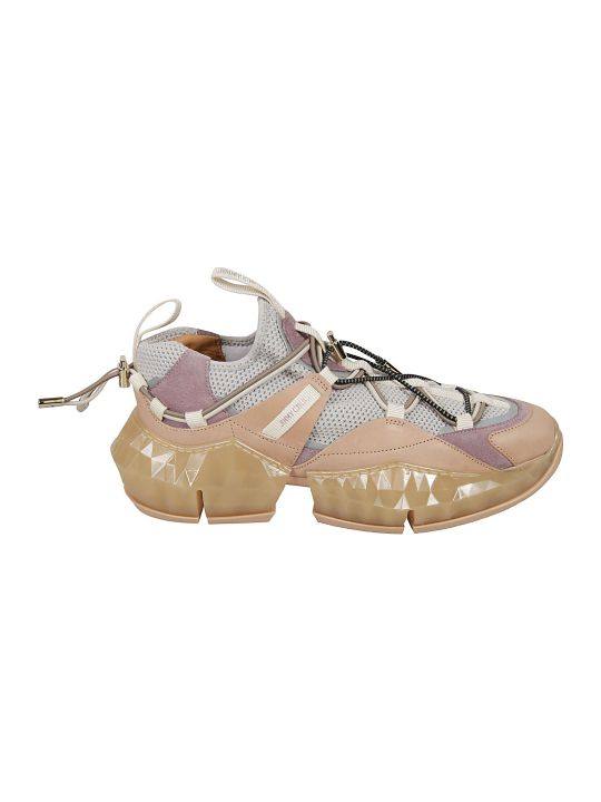 Jimmy Choo Diamond Trail Sneakers