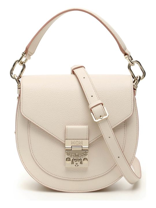 MCM Patricia Park Avenue Shoulder Bag