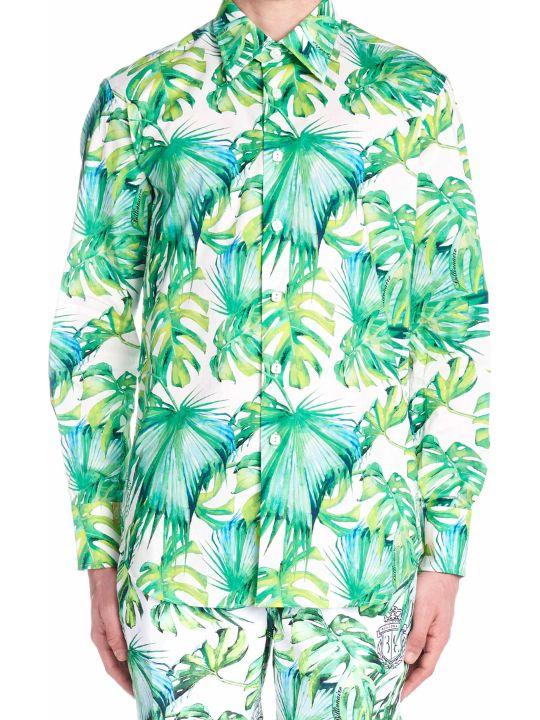 Billionaire 'foglie Banano' Shirt