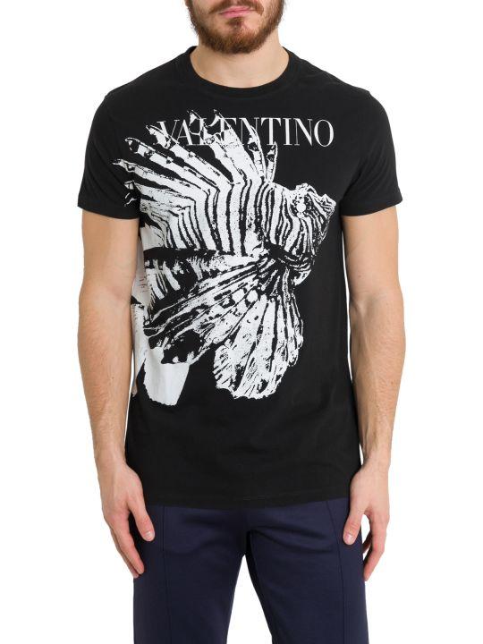 Valentino Animals Print T-shirt