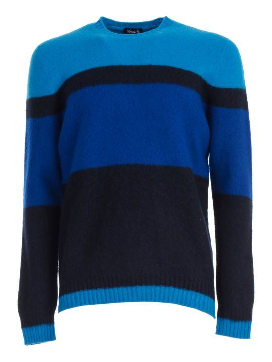 Drumohr Sweater W/stripes