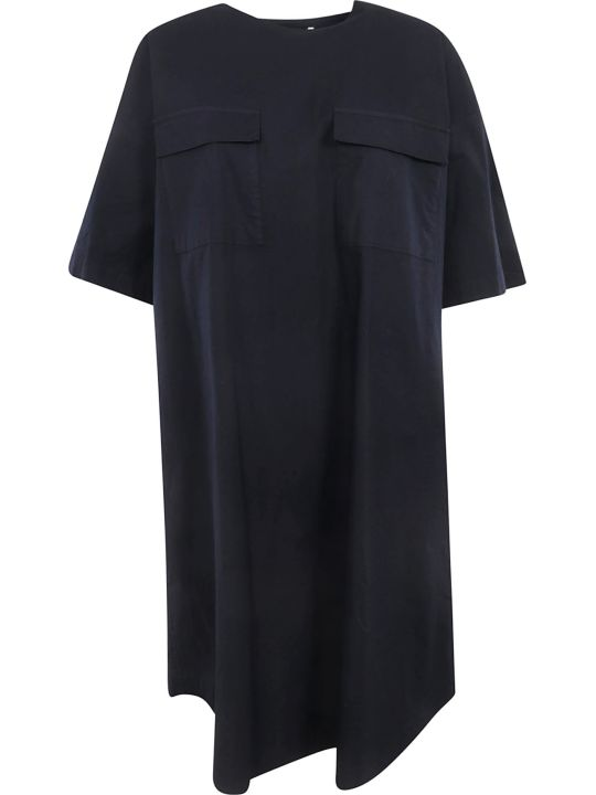 Zucca Oversized T-shirt Dress