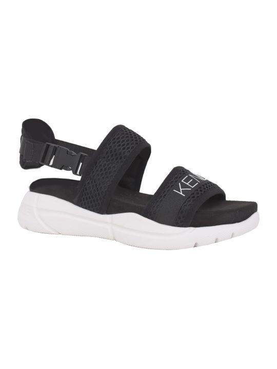 Kendall + Kylie Black Sandals