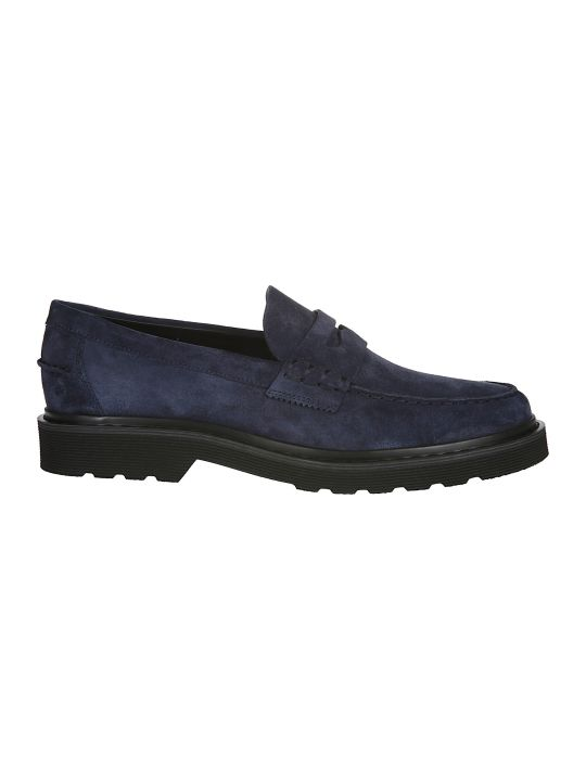 Tod's Suede Stylish Loafers