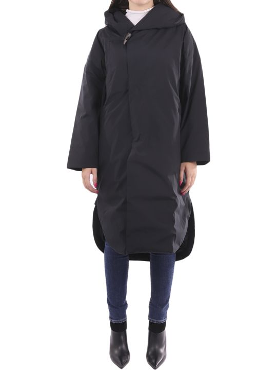 Plantation X Descente Black Coat