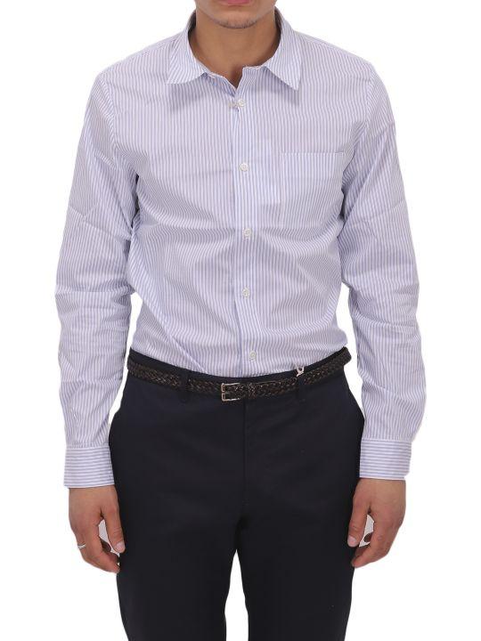 A.P.C. A.p.c White Barthelemy Shirt