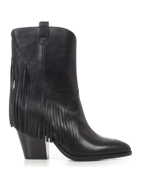 Ash Camperos Leather W/fringes