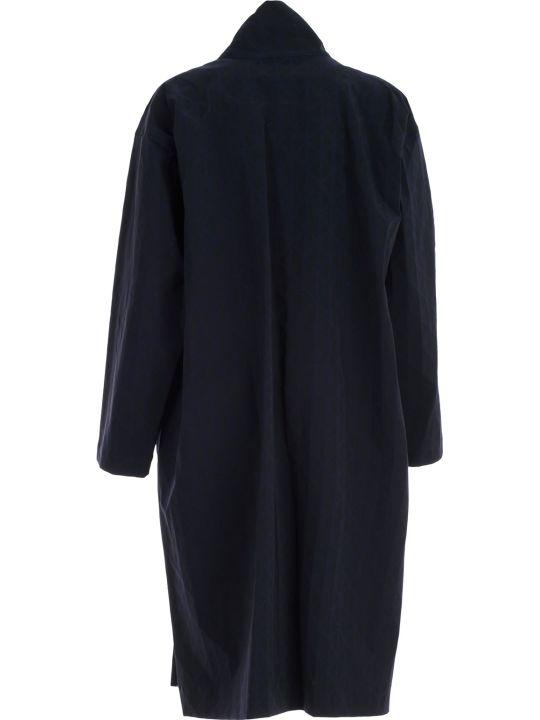 Issey Miyake Coat S/s High Neck Fantasy
