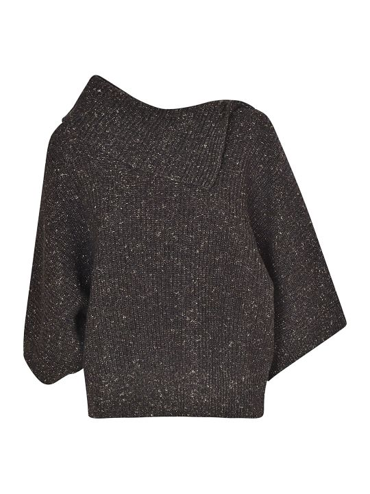 Peserico Square Neck Sweater