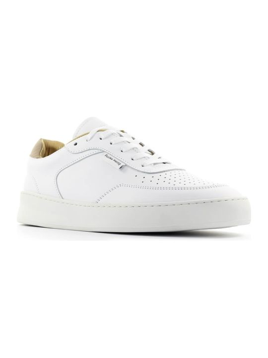 Filling Pieces White Plain Phase Sneaker