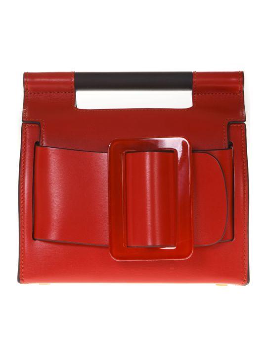 BOYY Romeo Flame Color Leather Hand Bag