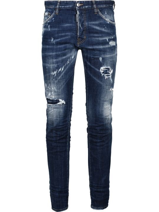 Dsquared2 Cool Guy Slim Fit Jeans
