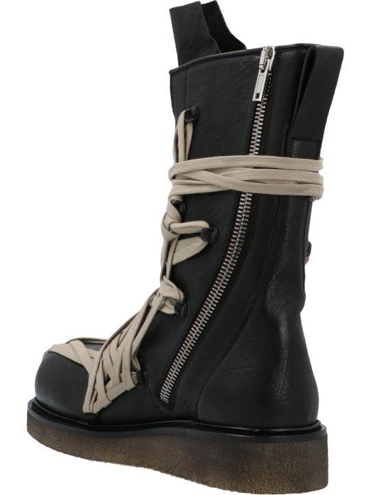 Rick Owens 'bozo Army Sole' Shoes