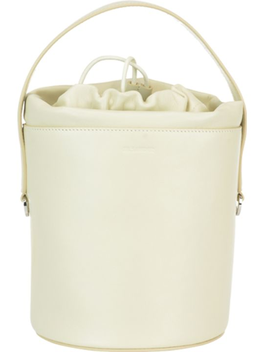 Jil Sander Soft Drawket Small Bag