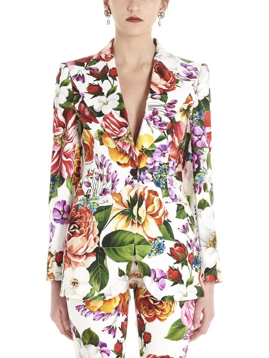 Dolce & Gabbana 'mix Fiori' Blazer