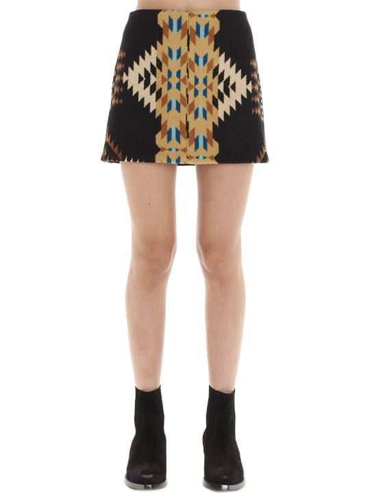 Jessie Western 'night Weaver' Skirt