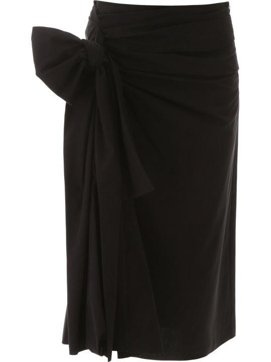 Marni Poplin Skirt