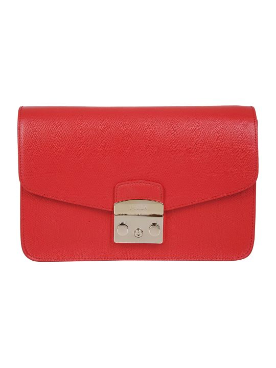 Furla Rectangular Metropolis Bag