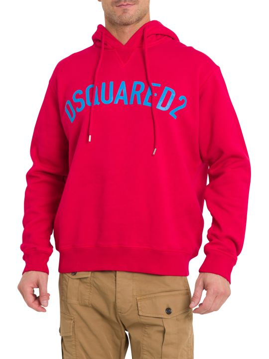 Dsquared2 Logoed Hoodie