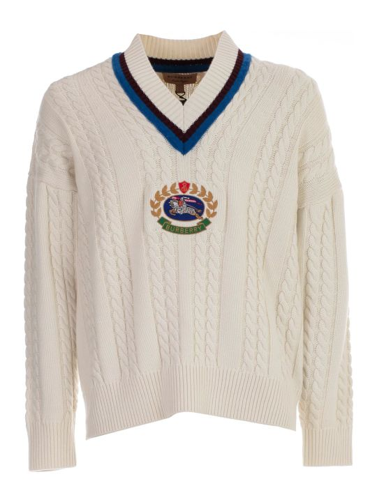 Burberry Cricket Sweater