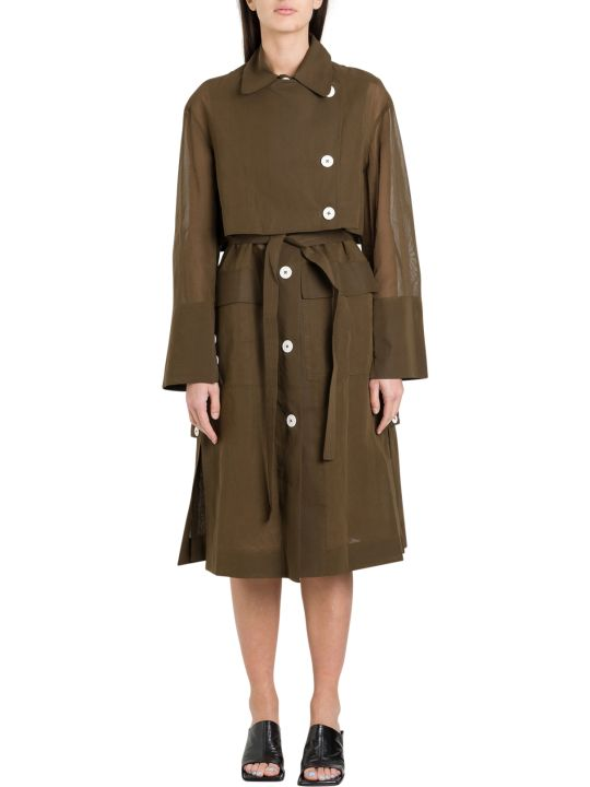 Eudon Choi Lois Trench Coat