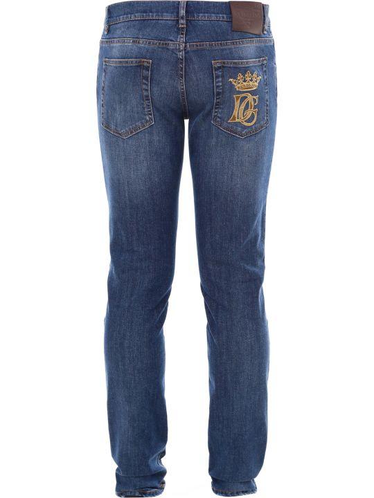 Dolce & Gabbana New Vintage Denim Jeans
