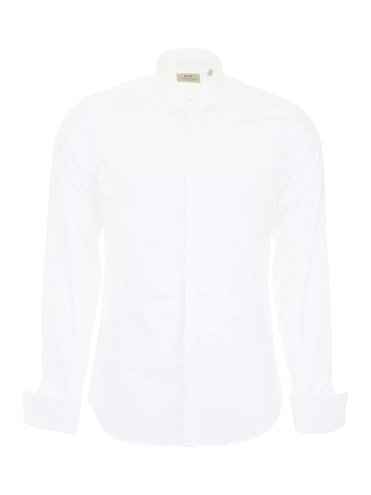 CC Collection Corneliani Shirt With Wing Collar