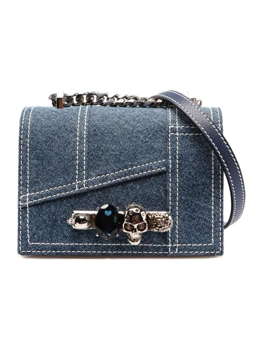 Alexander McQueen Small Jewel Shoulder Bag