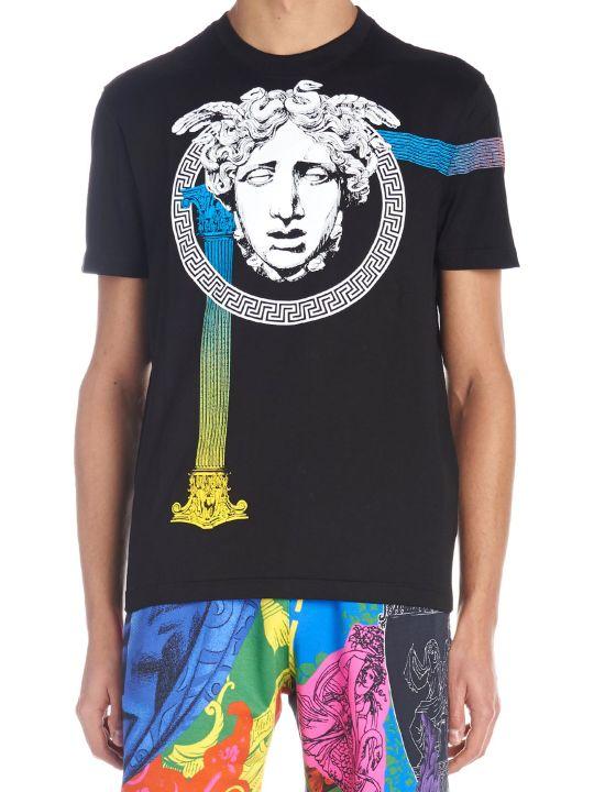 Versace 'medusa Capitello' T-shirt