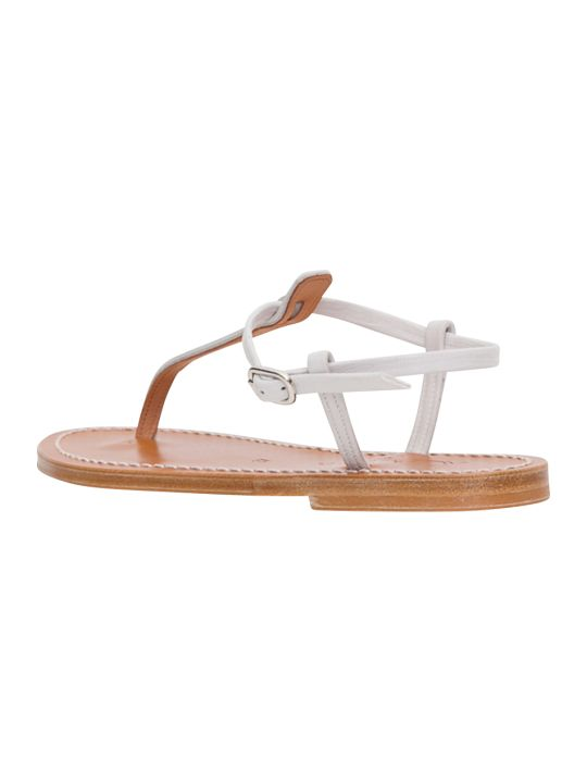 K.Jacques Piconte Thong Sandals