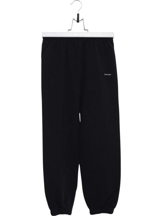 Balenciaga Pantalone Jogger Light Molleton