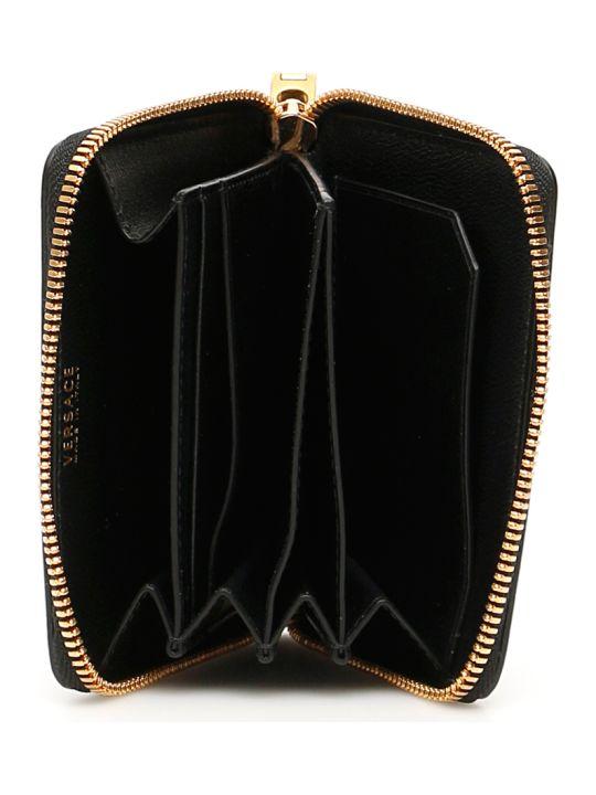 Versace Medusa Small Wallet
