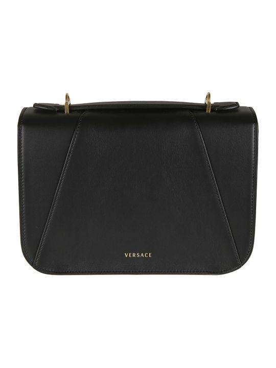 Versace Hampshire Vintage Check Shoulder Bag
