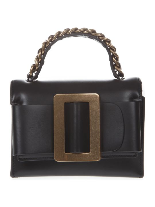 BOYY Fredblack Leather Bag
