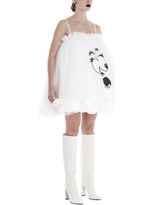 Moschino 'pumpkin Face' Dress