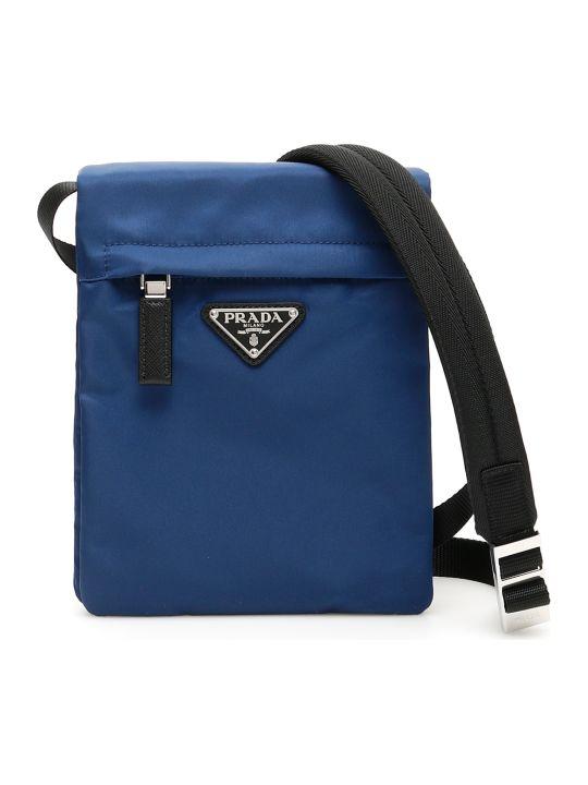 Prada Double Messenger Bag