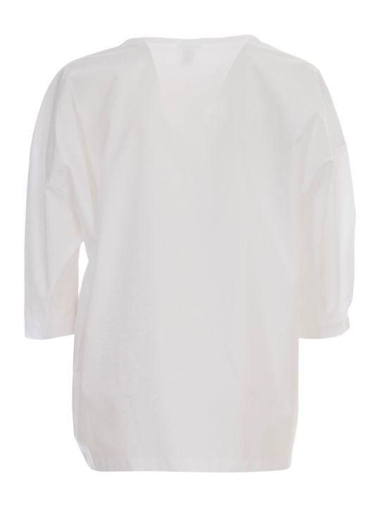 Comme des Garçons Comme des Garçons Pois Cotton Broad Tshirt