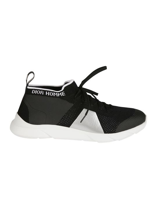 Christian Dior Low-top Mesh Detailed Sneakers