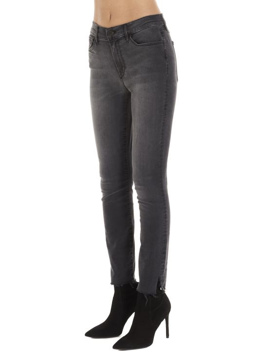 3x1 'mid Rise Skinny Crop' Jeans