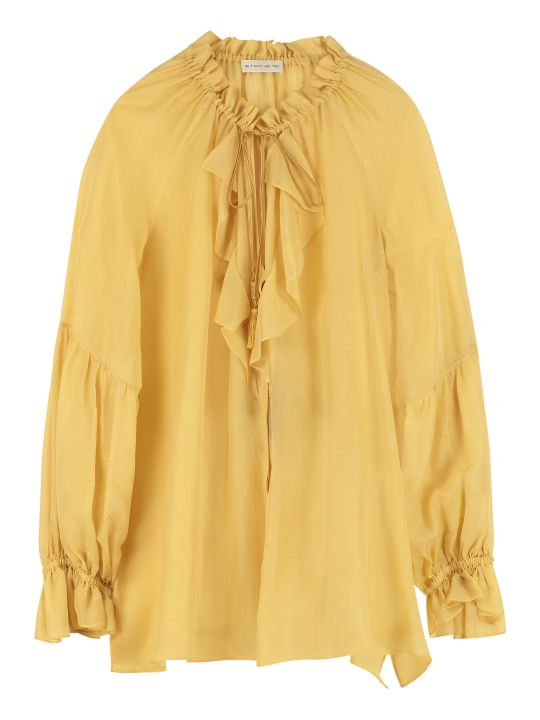 Etro Blouse With Ruffles