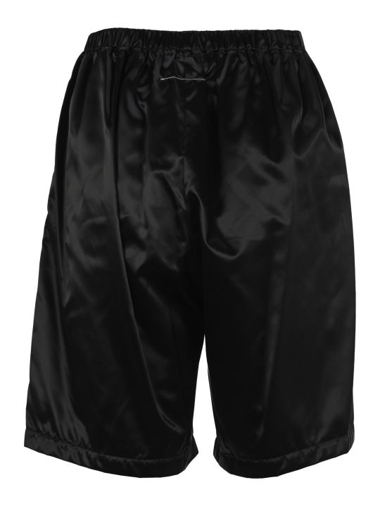 MM6 Maison Margiela Mm6 Patch Track Shorts