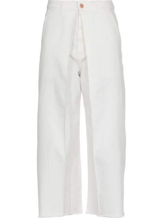 AALTO Cotton Trousers