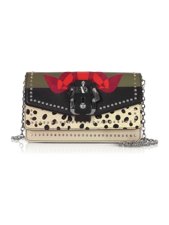 Paula Cademartori Lou Lou Wallet On Chain Love Shoulder Bag