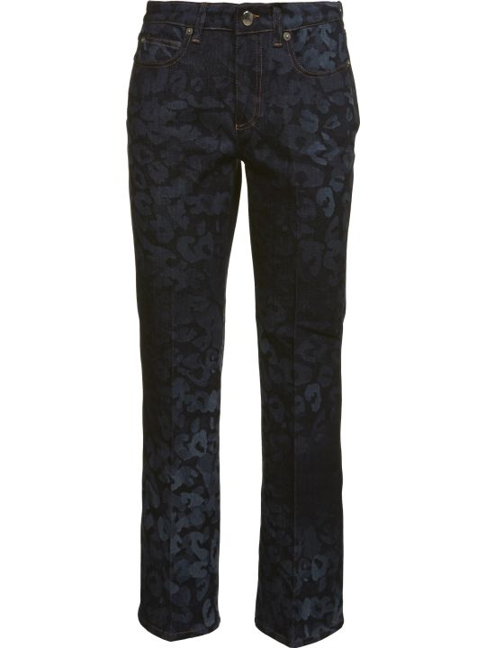 Sonia by Sonia Rykiel Printed Jeans